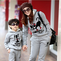 Family looke family set christmas family set clothes for mother father and daughter son family sets clothing winter clothes
