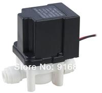 "18S Delay solenoid valve,1/8"" size ,Outlet water valve,auto-flush valve.Airwateroil gas& liquid,1pcs free shipping"