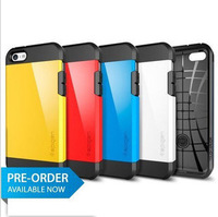 for iphone5C armor shell phone Korea SGP super armor drop resistance armor shell mobile Phone Bags & Cases for Apple 5C