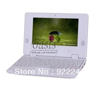 7 inch Mini Notebook Android 4.0 Laptop PC Netbook 7 4GB/512MB VIA 8850 Cortex A9 WIFI/Out-Build 3G/Dual Camera Cheap Netbook