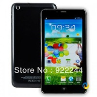 5.9 Inch SC6820 Unlocked Dual Sim Quad Bands WIFI/ Bluetooth/FM Multi-touch Capacitive GSM Cheap Android 4.0 Smartphone Star i6