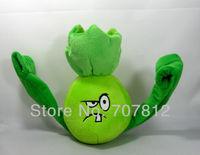"New Arrival Plants vs Zombies Plush Toy  Cute Bonk Choy 20CM 8""  Plush Doll  High Quality Free Shipping"