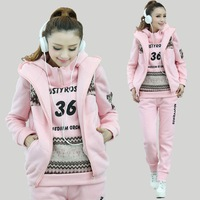Женские толстовки и Кофты 2013 fashion autumn women's baseball shirt patchwork casual sweatshirt baseball uniform female