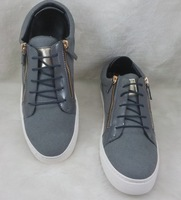New 2013 mens sneakers Mens' Arena Mens Sneaker Shoes Leather footwear cheap low-hop brand shoes Kanye West Casual Shoes