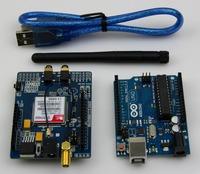 SIM900 GSM / GPRS Shield module & UNO R3 Board for ARDUINO