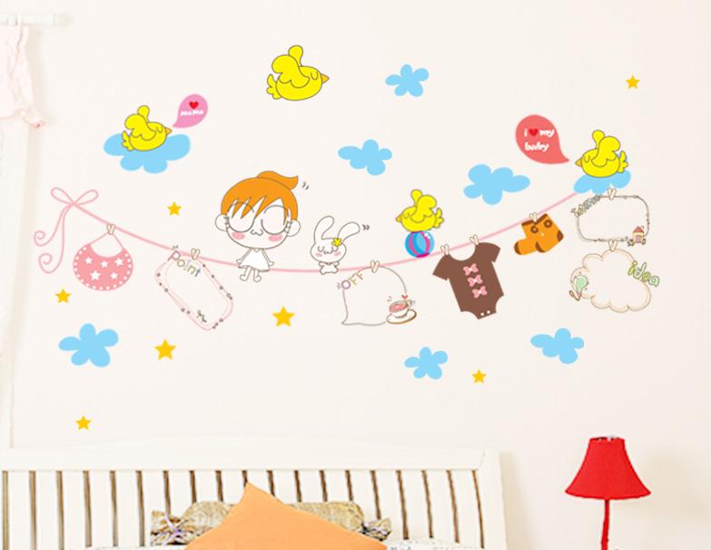 Preschool Wall Decoration