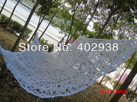 New 3X4M Snow Camo Net White Camouflage Net Household Decoration Mesh Nets