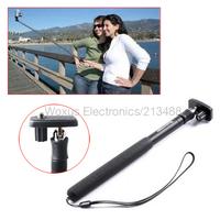 Aluminum Camera Monopod Portable Handheld Tripod Mount Monopod for GoPro HD Hero1/ 2 / 3 Gopro 3