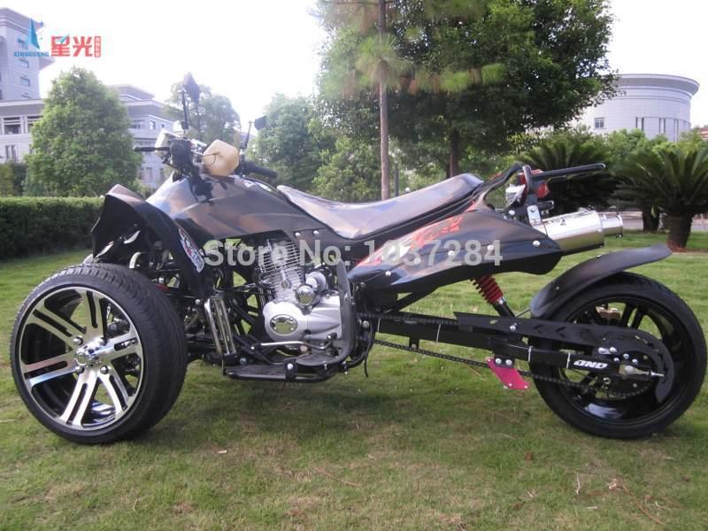 Motorcycle 150cc KAWASAKI atv f1 tricycle motorcycle off-road atv(China (Mainland))