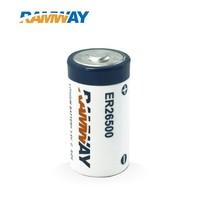 ER26500 battery,C size battery,C size bobbin 3.6v bobbin lithium battery from Ramway