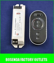 NEW cheap price DC12 24V 433 92MHZ LED RF Touch Dimmer Controller for LED Lighting Free