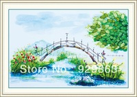 Summer Daydreams embroidery cross 3D ribbon stitch diy hand made needlework kits free shipping