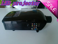 LED video projector DG-747/DG-747L ,2500 lumens ,800*600 pixels .800: contrast ratio