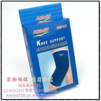 2PCS/LOT Elasticity  Cotton Sport knee pads sport elbow knee Kneepad 2109-2