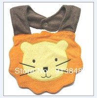 Free Shipping,retail 1pcs,infant saliva towel baby bibs good quality waterproof infant bib