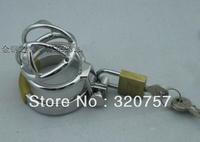 Latest Design Super Small Male Cock Cage Chastity Art Device /Cock ring/ Sex Stoys