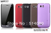 Nillkin case for ZTE U830 nillkin with Screen protector U830 case free shipping