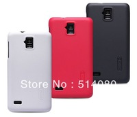 Nillkin case for ZTE U960s3 nillkin with Screen protector U960s3 case free shipping