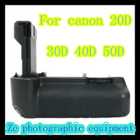 MK-40D Camera Battery Grip for canon 20D 30D 40D 50D SLR Grip