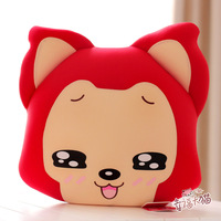 Ali hyraxes aoger nano particle toy foam particles doll cushion pillow birthday gift