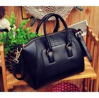 2013 spring vintage women handbags serpentine pattern one shoulder bags messenger bag free shipping
