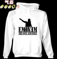 I love eminem free shipping eminem hoodies sweatshirt Hiphop  clothes loose hip-hop hoody sweatshirt