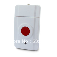 C264 Wireless Emergency Panic Button For Our Alarm System 433MHz One Key Alert