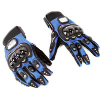 2013 NEW HOT Racing Bike Bicycle Sports Gloves Full Finger Protective Motorcycle Gloves Size M X XL XXL