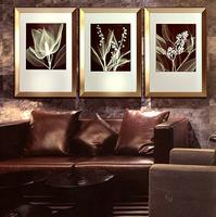 Fashion painting entranceway paintings classical flower oil painting decorative painting,50*70cm 3pcs/set