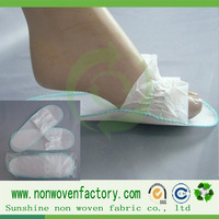 PP nonwoven disposable slipper fabric