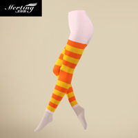 Rommel 480d candy color sleeping  stovepipe socks Free shipping