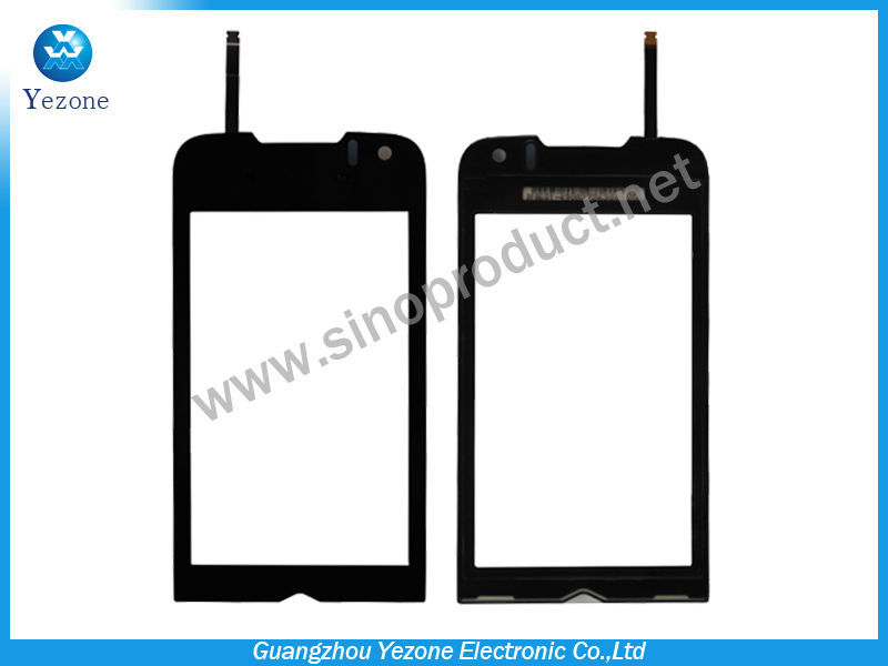 Black Color Original New Panel Digitizer Front Panel Replacement For Samsung S8000C S8000 S8003 Jet Touch Screen Free Shipping(China (Mainland))