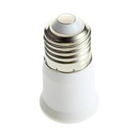 10 pcs E27 to E27 Socket Light Bulb Lamp Holder Adapter Plug Extender Lampholder Free / Drop Shipping