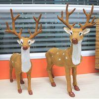Christmas decoration props desktop counter decoration christmas elk christmas deer