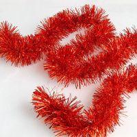 Christmas tree decoration vigoreux multicolour overstretches garland decoration props