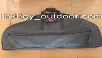 Shooting Hunting Archery PSE Bow Bag ,Supreme Bowcase, Double with pocket. Black 15pcs/lot