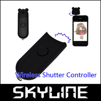 Wireless Shutter Controller Camera Remote Control for iphone ipad ipod free ship