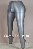 PVC plastic inflatable trousers mannequins with factory price