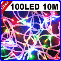10M 110V/220V 100 LED Colorful Party String Fairy Christmas Xmas Light CN C-22M