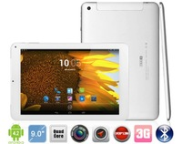 Cube U39GT 3G Talk 9 Quad core tablet pc 9 inch PLS IPS 1920x1280p RK3188 1.6GHz 2GB 16GB Bluetooth Dual camera