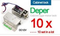 Cabinet Lock / bolt lock / Electric lock ( DC12V-0.8A-10W )