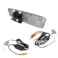 wireless nightvision 4 LED SONY CCD Car RearView Reverse CAMERA for Hyundai Elantra Terracan Tucson Accent Kia Sportage R 2011