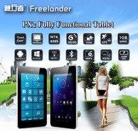 Freelander PX2 PX1 GPS 7 inch tablet pc MTK8389 Quad Core 1.2ghz Android 4.2 Dual Sim Dual Camera 5.0MP