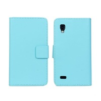 2pcs Leather Wallet Case For lg optimus l9 Luxury Book Flip with Stand Card Slot Holder New Arrival