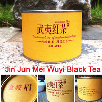 High Quality Jinjunmei Black Tea, Wuyi Black Tea, 80g, flower aroma tea, Jin Jun Mei lose weight, free shipping