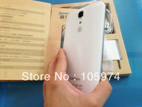 New Arrival Free Shipping Original Quad Core MTK6589T Andriod 4.2 Umi Cross White phone