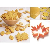 (Min order is $10) Maple leaf cake mould/cookie mould shape