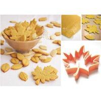 (Min order is $10) Maple leaf cake mould/cookie mould shape