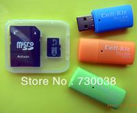 Memory card Micro SD card 64GB class 10 TF flash card 32GB 16GB 8GB 4GB + Free Adapter + gift SD card Reader