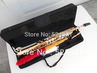 Wholesale Beautiful golden YSS-875 straight soprano saxophone B